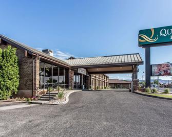 Quality Inn Richfield I-70 - Richfield - Edificio