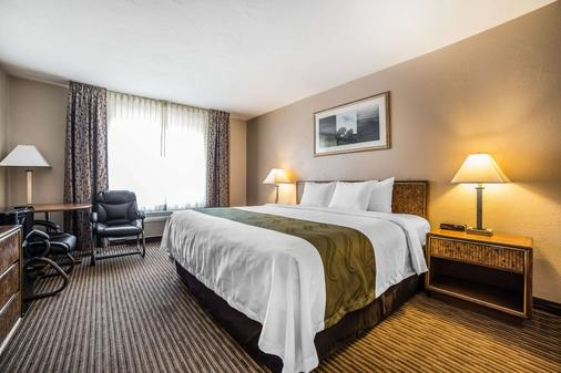 Quality Inn Richfield I-70 - Richfield - Bedroom