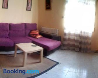 Apartamento Delicia - Belmonte - Living room