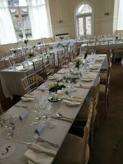 Royal Kings Arms Hotel - Lancaster - Banquet hall