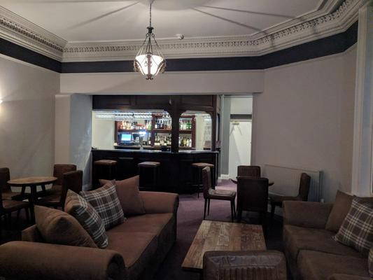 Royal Kings Arms Hotel - Lancaster - Bar