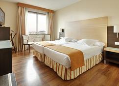 Hotel Blanca de Navarra - Pamplona - Slaapkamer