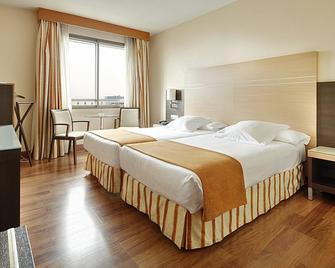 Hotel Blanca de Navarra - Pamplona - Bedroom