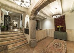 Villa Mirasol Hotel - San Miguel de Allende - Receção