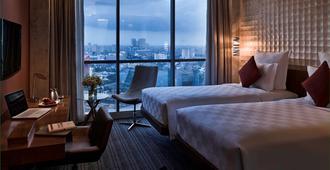 Pullman Jakarta Central Park - ג'קרטה - חדר שינה