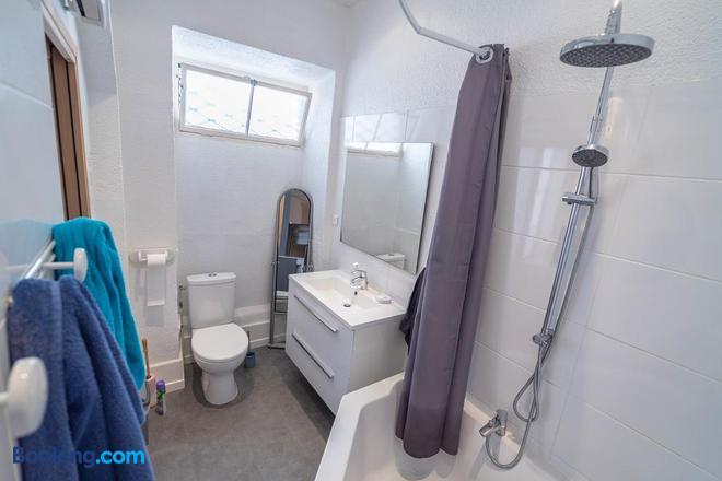La Maïoun Guesthouse Hostel - Nice - Bathroom