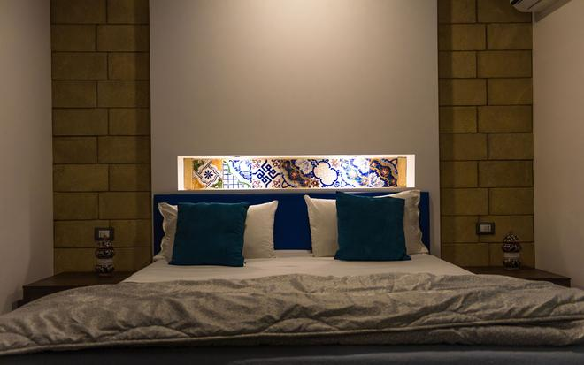 Mongibello B&B - Palermo - Bedroom