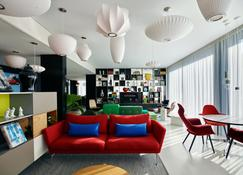 citizenM Hotel Amsterdam South - Amsterdam - Lounge