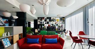 Citizenm Hotel Amsterdam South - Amsterdam - Lounge