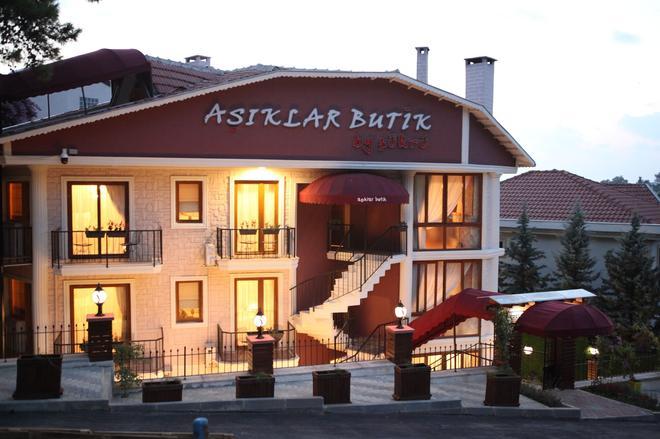 Asiklar Butik Otel - Istanbul - Rakennus
