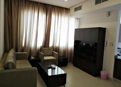 Happy Home Suites - Manama - Sala de estar