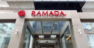 Ramada By Wyndham Istanbul Taksim - Istanbul - Gebäude