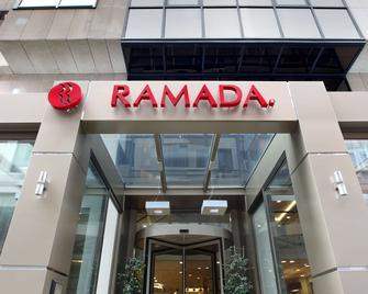 Ramada By Wyndham Istanbul Taksim - Istanbul - Building