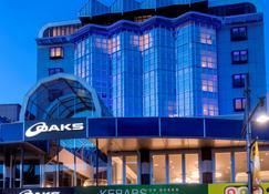 Oaks Wellington Hotel - Wellington - Edificio