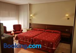 Hotel Sablón - Llanes - Bedroom