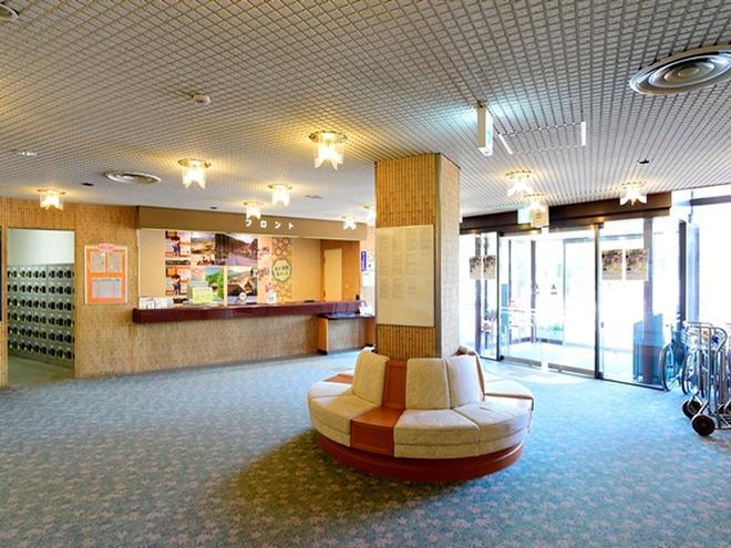 Kanponoyado Koriyama - Kōriyama - Front desk