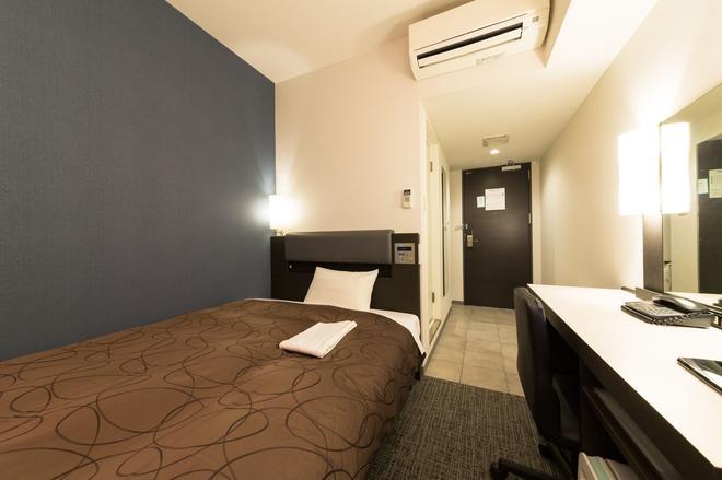 Sanco Inn Shizuoka Kitaguchi - Shizuoka - Bedroom