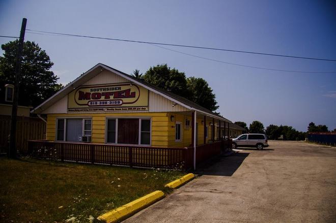 Southsider Motel - Kincardine - Gebäude
