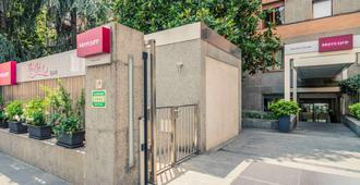 Mercure Milano Solari - Milan - Hotel entrance
