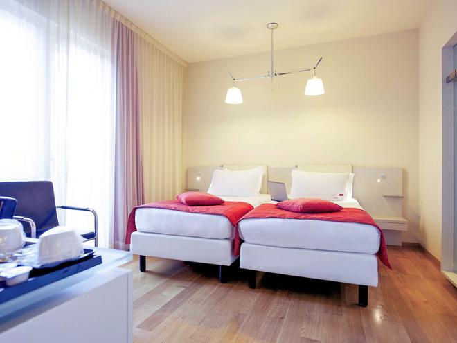 水星米蘭索拉里酒店 - 米蘭 - 米蘭 - 臥室