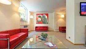 水星米蘭索拉里酒店 - 米蘭 - 米蘭 - 客廳