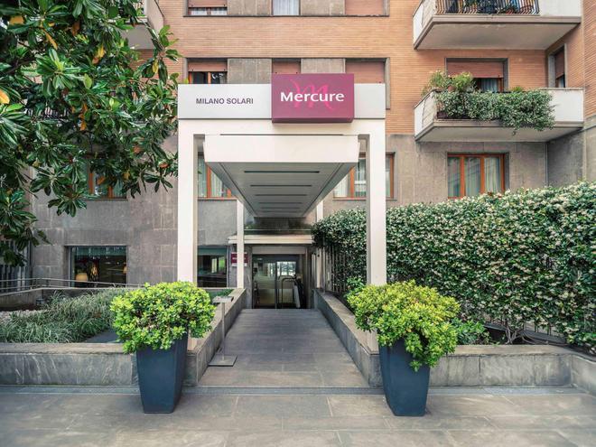 水星米蘭索拉里酒店 - 米蘭 - 米蘭 - 建築