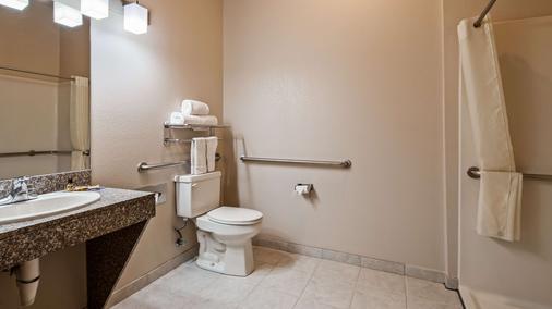 Best Western Plus Memorial Inn & Suites - Οκλαχόμα Σίτι - Μπάνιο