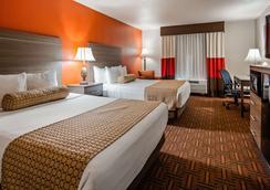 Best Western Plus Memorial Inn & Suites - Οκλαχόμα Σίτι - Κρεβατοκάμαρα