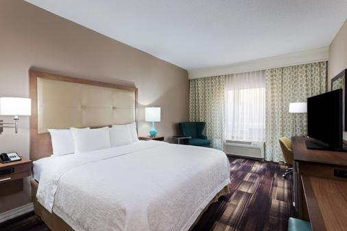 Hampton Inn & Suites Atlanta/Duluth/Gwinnett - Duluth - Bedroom