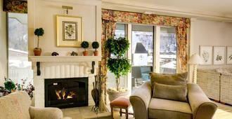 Vail's Mountain Haus - Vail - Sala de estar
