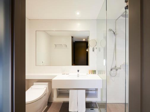 Glad Mapo - Seoul - Phòng tắm