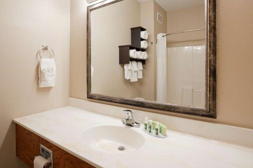 GrandStay Residential Suites Hotel Rapid City - Rapid City - Kylpyhuone