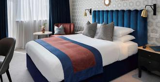 Mercure Bournemouth Queens Hotel & Spa - בורנמאות' - חדר שינה