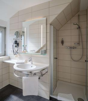 魯文艾特澤爾酒店 - 斯圖加特 - 司徒加特 - 浴室