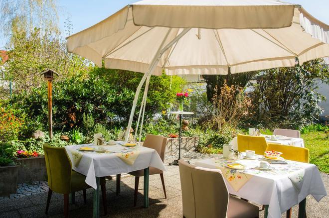 魯文艾特澤爾酒店 - 斯圖加特 - 斯圖加特 - 餐廳
