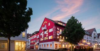 Hetzel Hotel Stuttgart - Stuttgart - Edificio