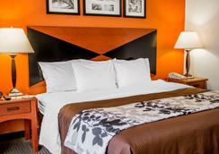 Sleep Inn and Suites Oklahoma City Northwest - Oklahoma City - Phòng ngủ