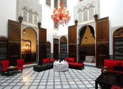 Riad Fez Yamanda - Fez - Lounge