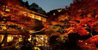 Negiya Ryofukaku - Kōbe - Vista del exterior