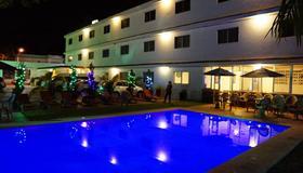 Las Dalias Inn - Mérida - Piscina