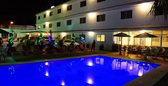 拉斯達利亞斯酒店 - 梅利達 - Merida/梅里達 - 游泳池