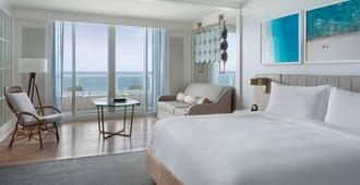 The Ritz-Carlton Fort Lauderdale - Fort Lauderdale - Bedroom