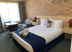 Branxton House Motel - Rothbury - Bedroom