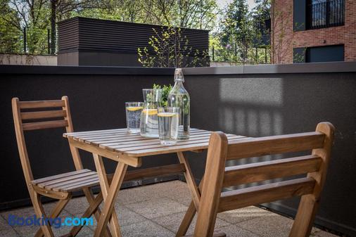 Browar Lubicz Residence - Official Aparthotel - Krakow - Balcony