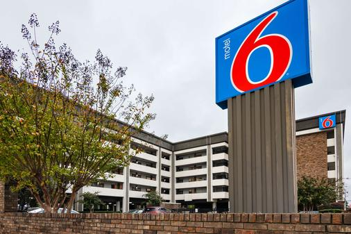 Motel 6 Columbus - Downtown - Columbus - Building