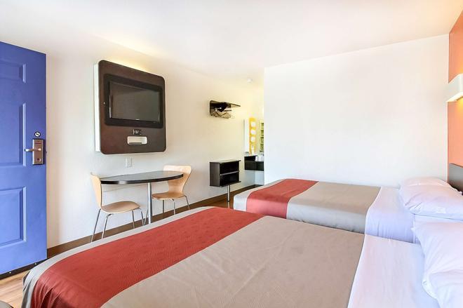 Motel 6 Sunnyvale South - Sunnyvale - Makuuhuone