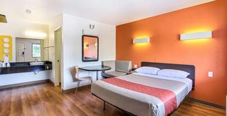 Motel 6 Sunnyvale South - סאניוייל - חדר שינה