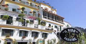 Hotel Il Nido - Amalfi - Building
