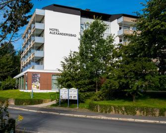 Soibelmanns Hotel Bad Alexandersbad - Bad Alexandersbad - Building