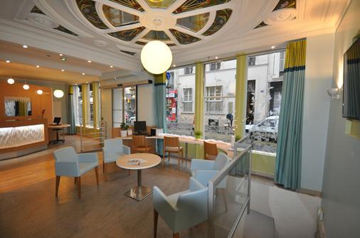 Hotel Saint Georges Lafayette - París - Sala de estar